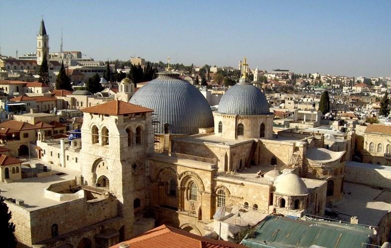 Мой святой Иерусалим