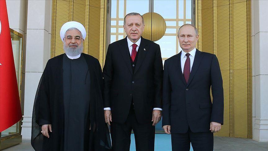 Владимир Путин, Реджеп Эрдоган и Хасан Роухани встретятся, чтобы обсудить ситуацию в Сирии